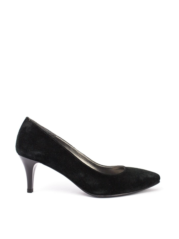 Pantofi Dama piele naturala negru Tamara