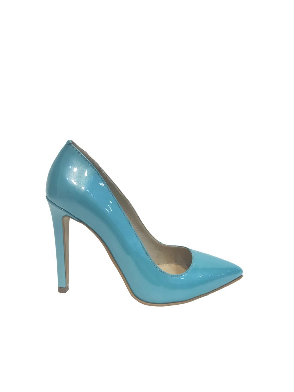 Pantofi Dama Albastru Serenity Beatrice